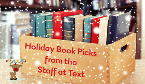 The Texters' Guide to Holiday Reading and Buying