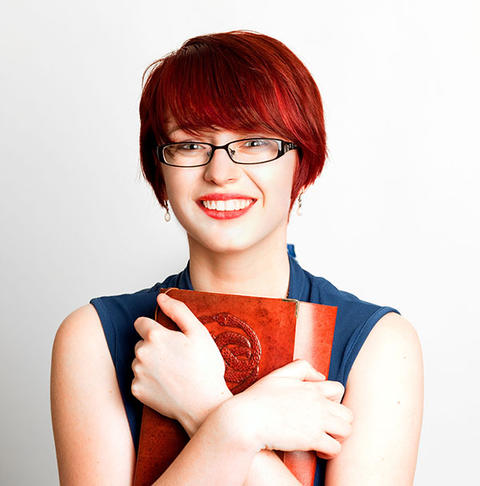 Megg Caddy Author Photo