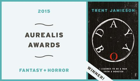 Day Boy Wins Twice in the Aurealis Awards