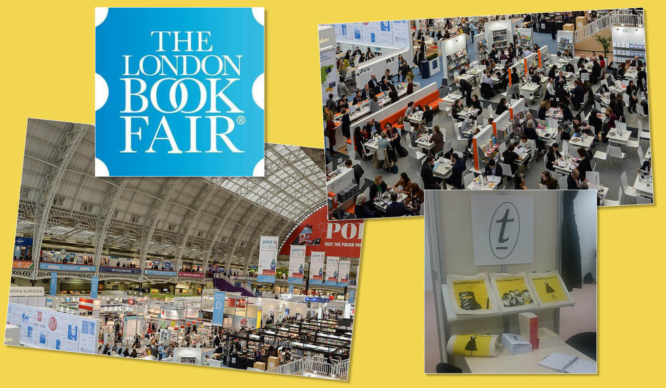 Khadija Versus the 2017 London Book Fair