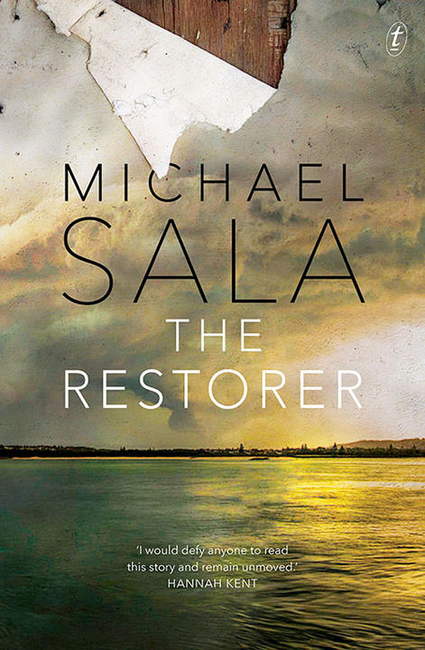The Restorer by Michael Sala