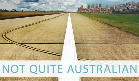 What does it mean to be 'not quite Australian'? An interview with Peter Mares