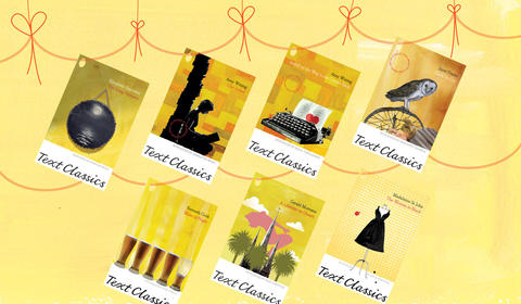 Alice Cottrell's Year of Reading Text Classics